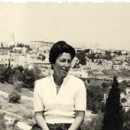 הר ציון 1965