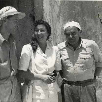 """פתיחת סניף בית חולים הדסה בבאר שבע אחרי כיבושה עם ד""""ר בזיזינסקי"""