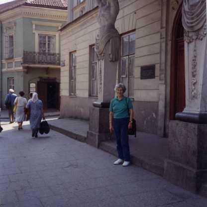 סיור שורשים וילנה, 1991