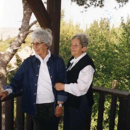 עם סולקה אברמסקי, נטף שנת 2000